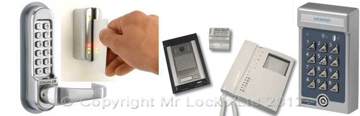 Cardiff Locksmith Access Control