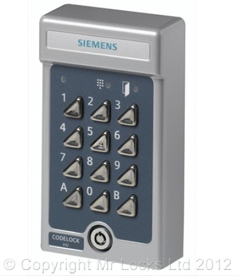 Electronic code entry systems by cardiff locksmiths for Front door lock with code