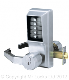 Cardiff Locksmith Mechanical Codelock 2