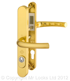 Cardiff Locksmith PVC Door Handle