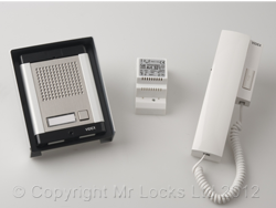 Mr Locks Voice Entry System Single